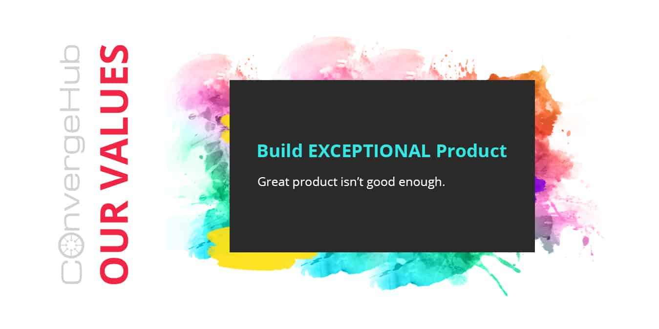 exceptional product