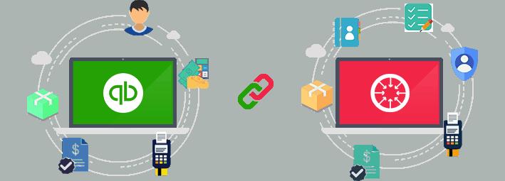 ConvergeHub integrates with QuickBooks