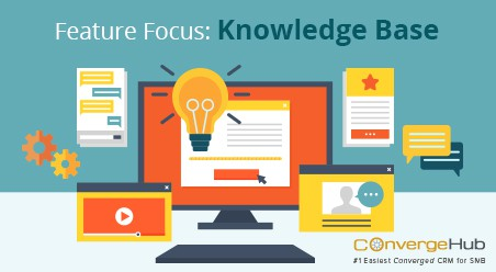 ConvergeHub Knowledge base Features Focused