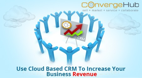 Cloud based crm to increase business revenue