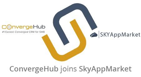 ConvergeHub with SkyDesktop, InfoStreet, SkyAppMarket
