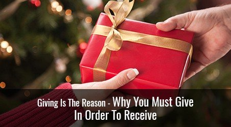 Christmas Gift-Why You Must Gift In Order To Receive