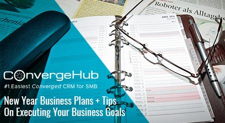 New Year Business Plan & Goals