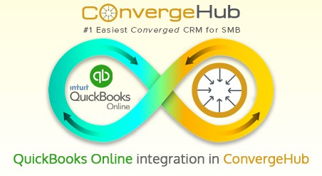 ConvergeHub + QuickBooks (Online)