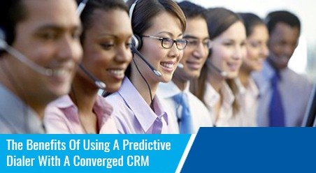 Benefits Of Using Predictive Dialer With ConvergeHub CRM