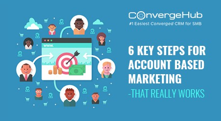 6 Key Steps for Account Based Marketing- That Really Works