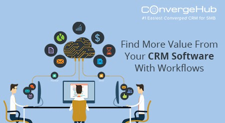 Find More Value From Your Software With CRM Workflows