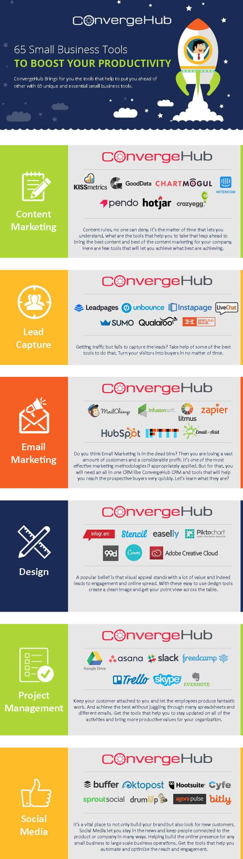 65 Small Business Tools