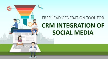 CRM integration of Social Media