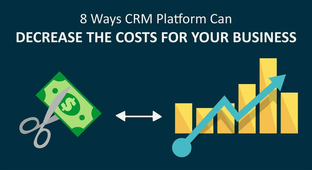 8 Ways CRM Platform Can Decrease the Costs for Your Business