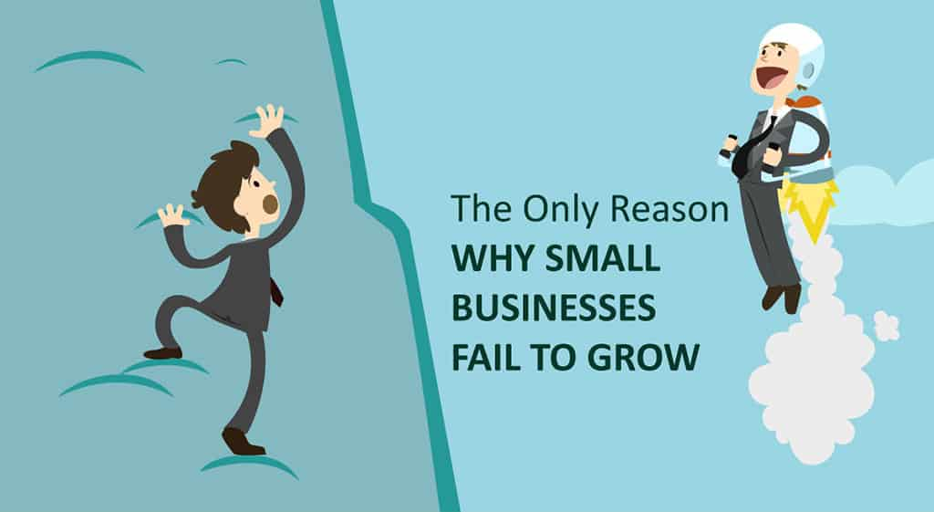 The Only Reason Why Small Businesses Fail to Grow Without CRM