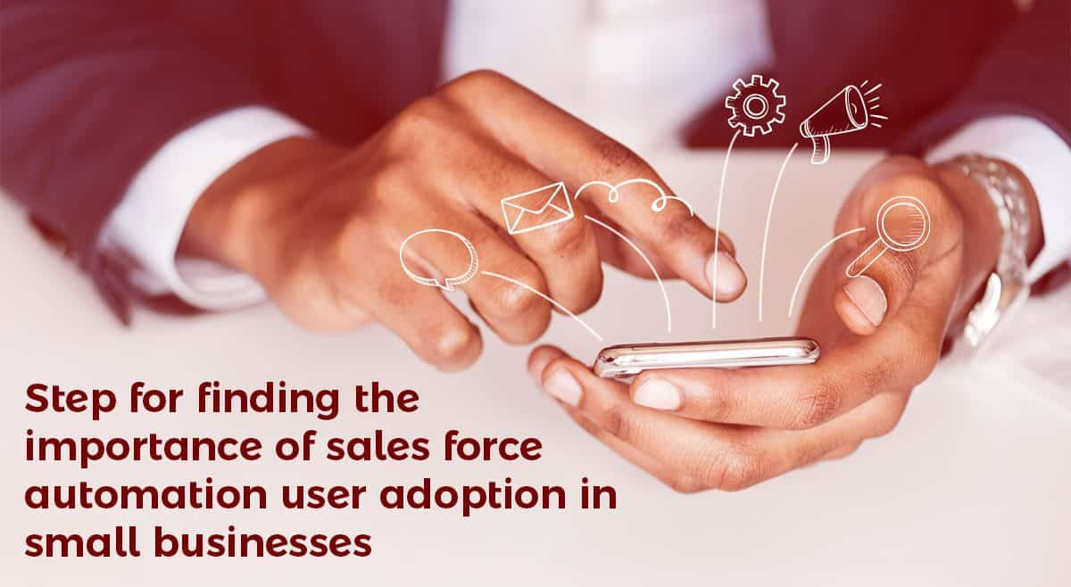 importance of sales force automation